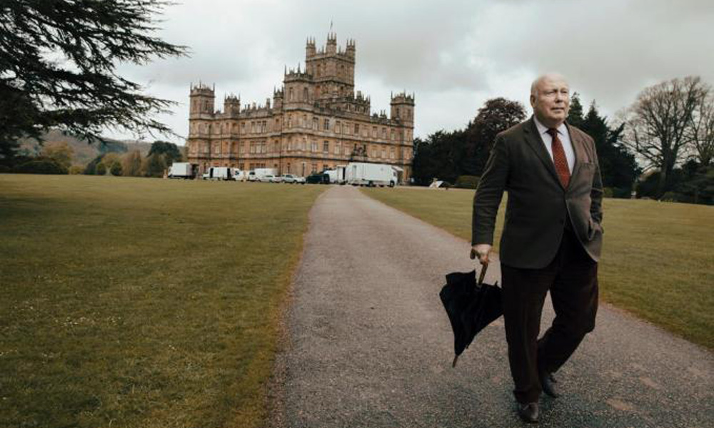 Julian Fellowes the gilded age