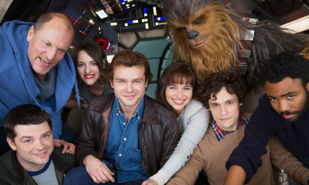 Han Solo: A Star Wars Story, Ian Kenny si unisce al cast