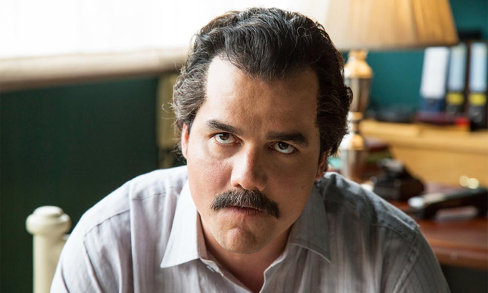 Narcos Pablo Escobar Wagner Moura