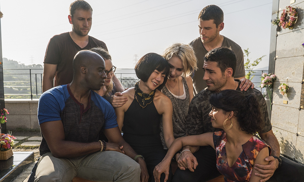 Sense8: Netflix ha cancellato la serie delle sorelle Wachowski dopo due stagioni