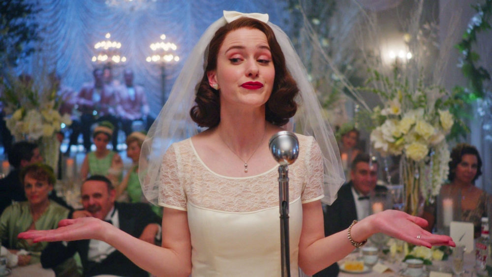 The Marvelous Mrs. Maisel: Ecco il trailer dell serie TV ...
