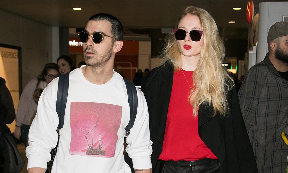 Joe Jonas sposa Sansa de