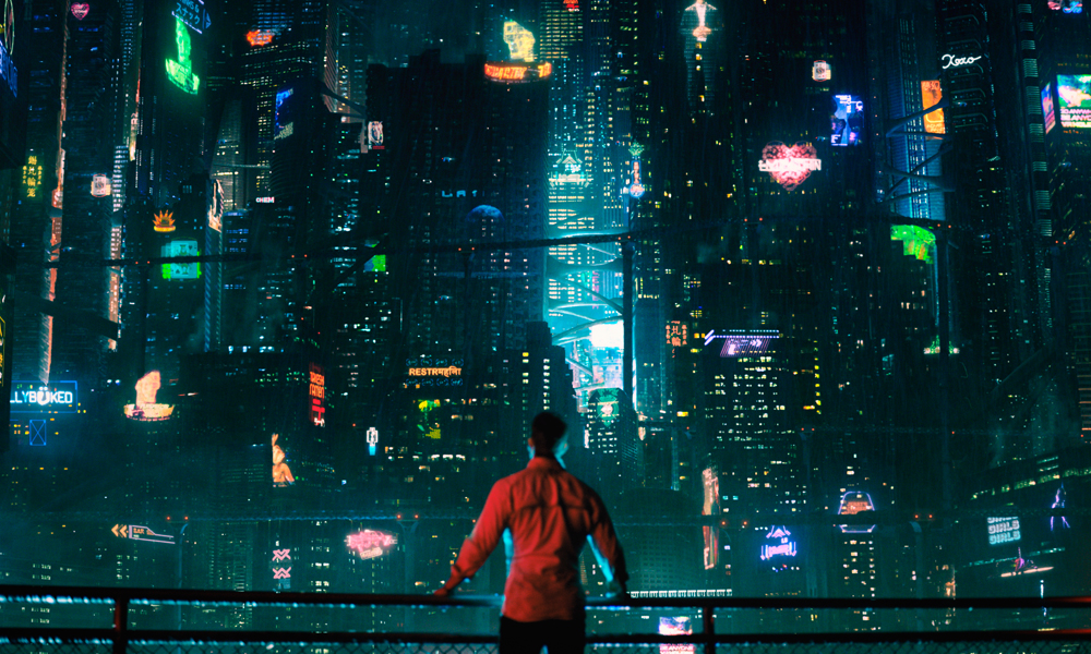 Altered Carbon: trailer e data della nuova serie Netflix con Joel Kinnaman