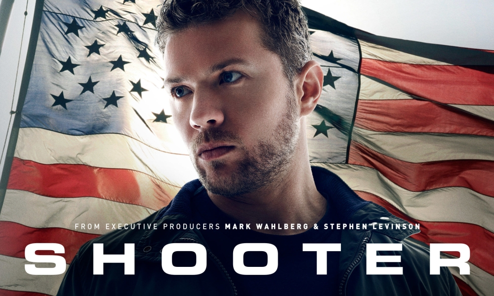 Shooter Serie Tv - Ryan Phillippe