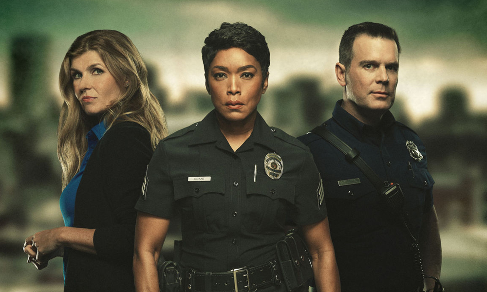 9-1-1 Connie Britton Peter Krause