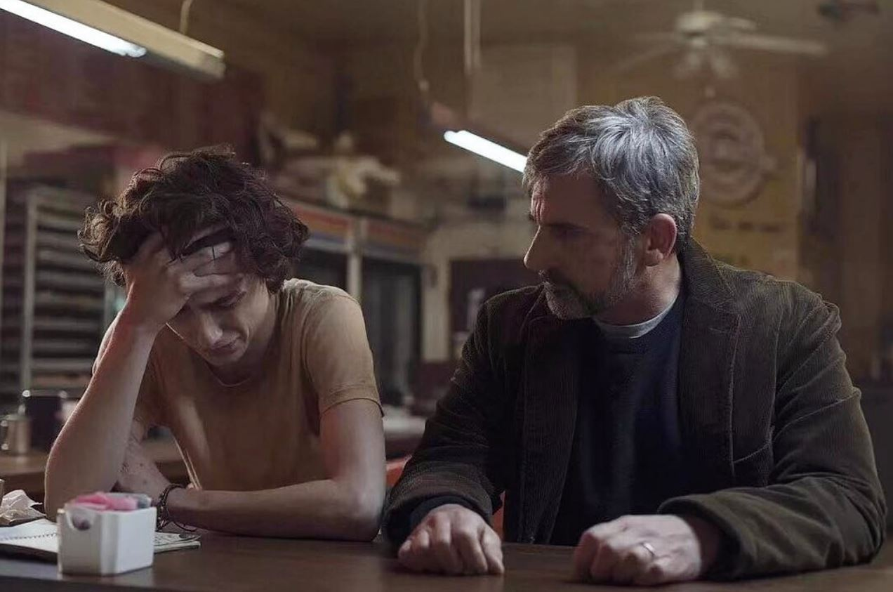 Beautiful Boy: il trailer del film con Chalamet e Carell