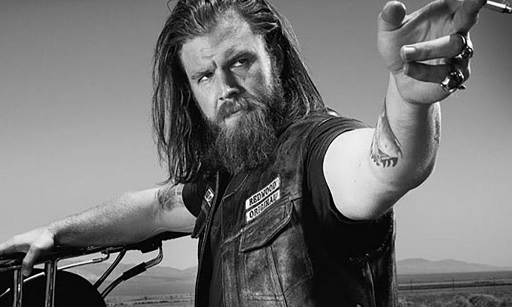 Ryan Hurst The Walking Dead