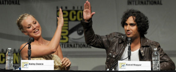 The Big Bang Theory_comic con 2012