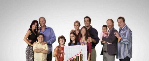 Modern Family 4: cast sigla accordo con 20th Century Fox