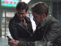 ONCE UPON A TIME 5.03 hook robin