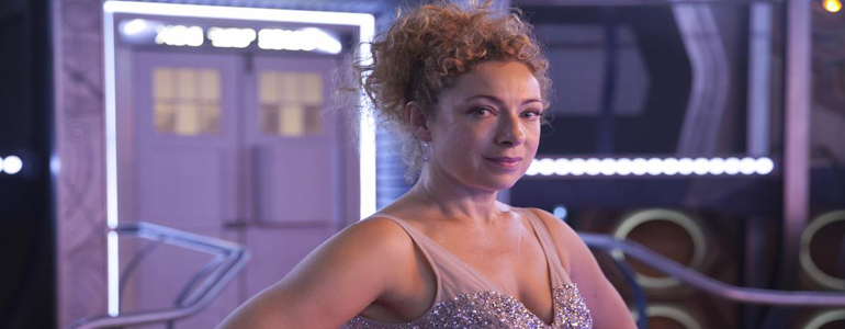 Doctor Who christmas special alex kingston