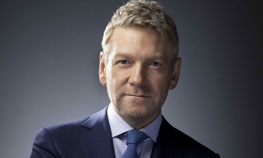 Kenneth Branagh - murder on the orient express