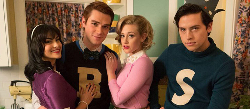 riverdale cast season 1
