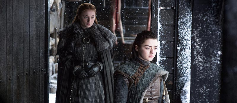 game-of-thrones-season-7-episode-6-sophie-turner-maisie-williams