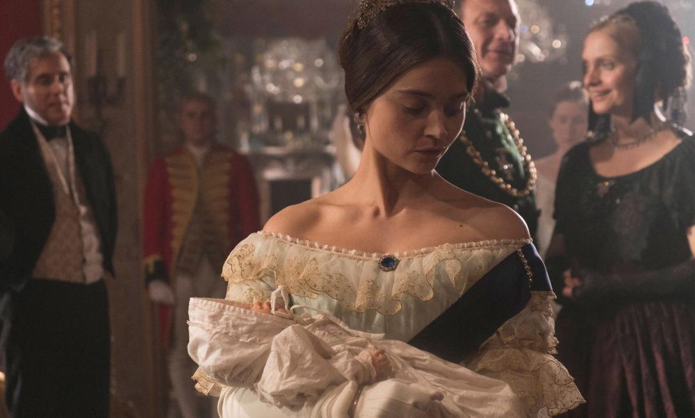 Serie tv inglesi: Victoria