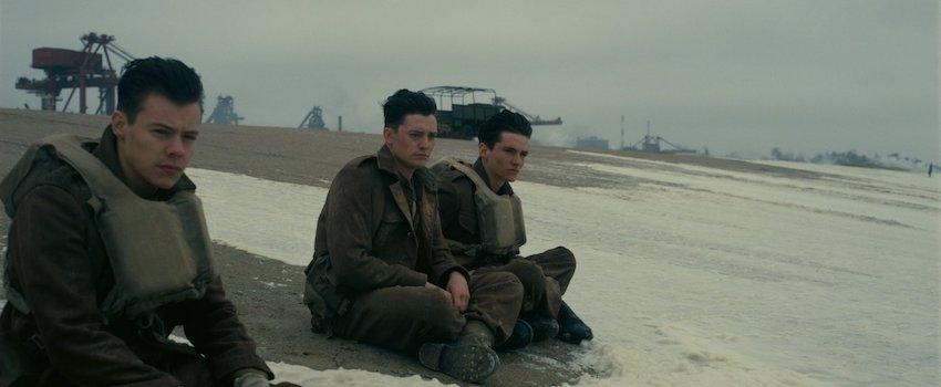 Dunkirk-Spiaggia