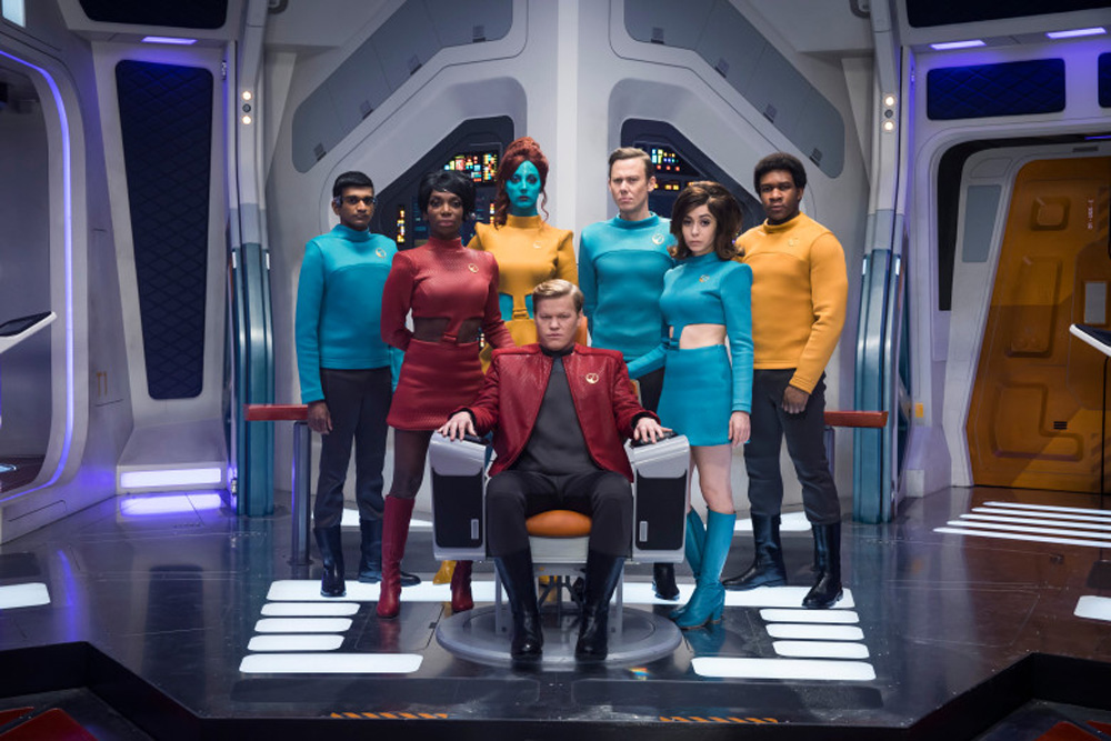 Black Mirror 4 stagione su Netflix