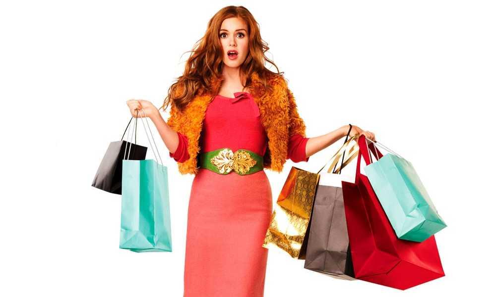 Risultati immagini per i love shopping