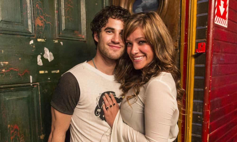 Darren Criss e Mia Swier