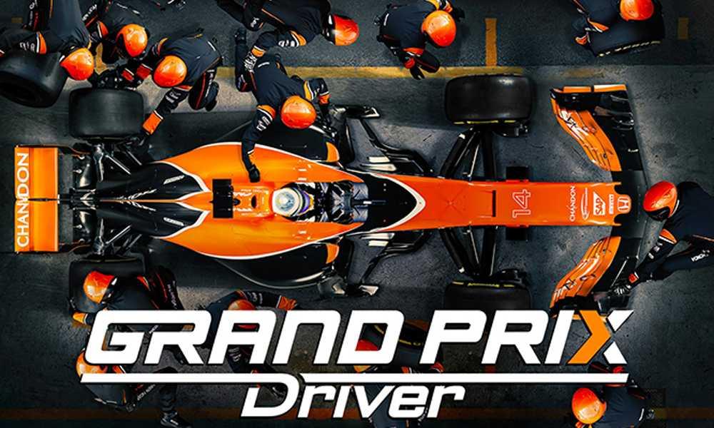 Amazon Grand Prix Driver