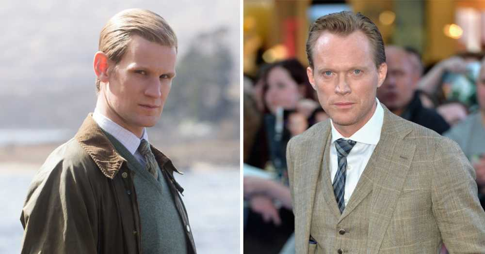 The Crown - Paul Bettany