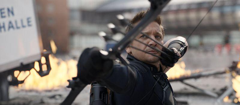 Avengers Infinity War – jeremy renner