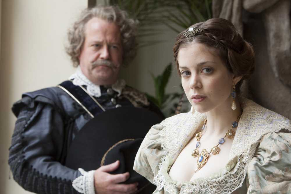 "Still from ""The Spanish Princess"""