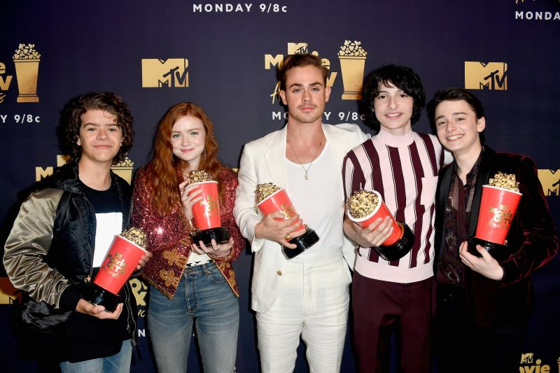 MTV Movies Award 2018
