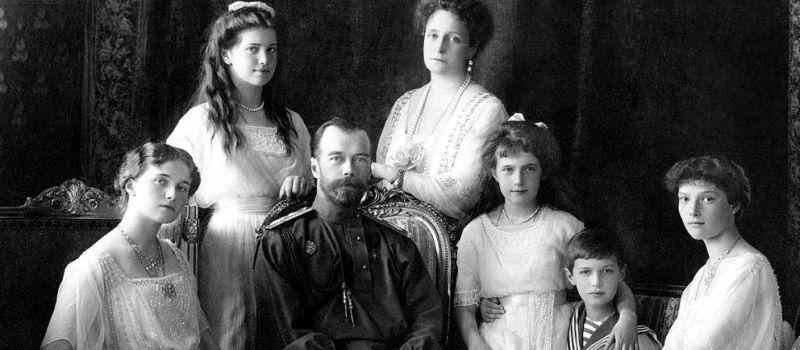 The Romanoffs family