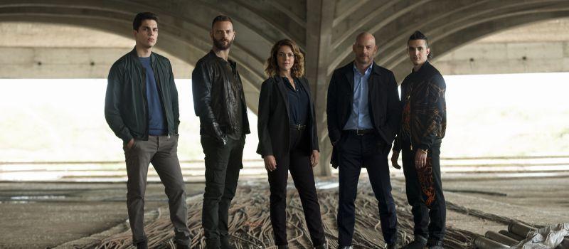 Suburra La serie 2 – Netflix febbraio 2019