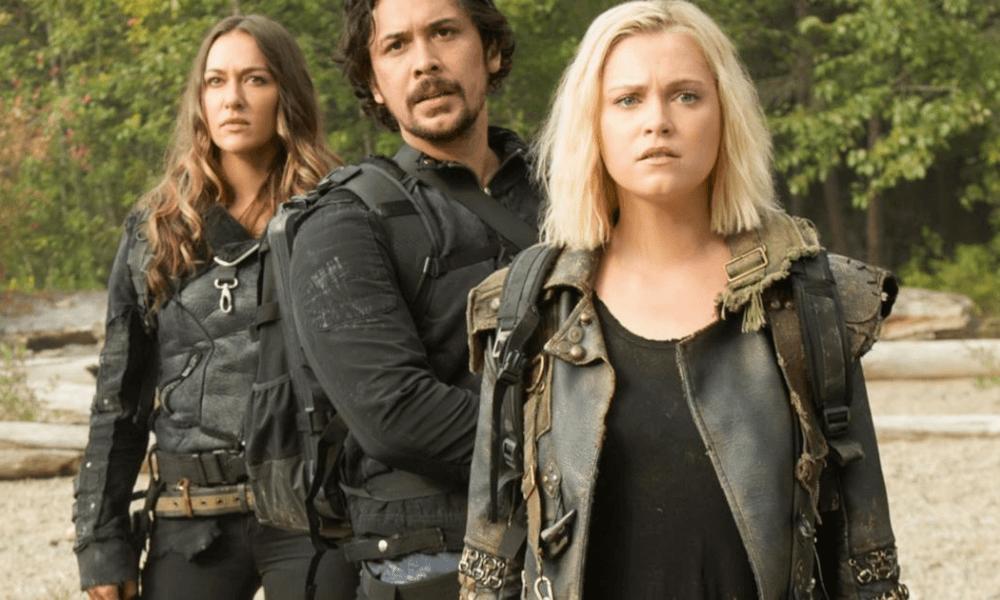 The 100 recensione stagione 6, Credits: The CW