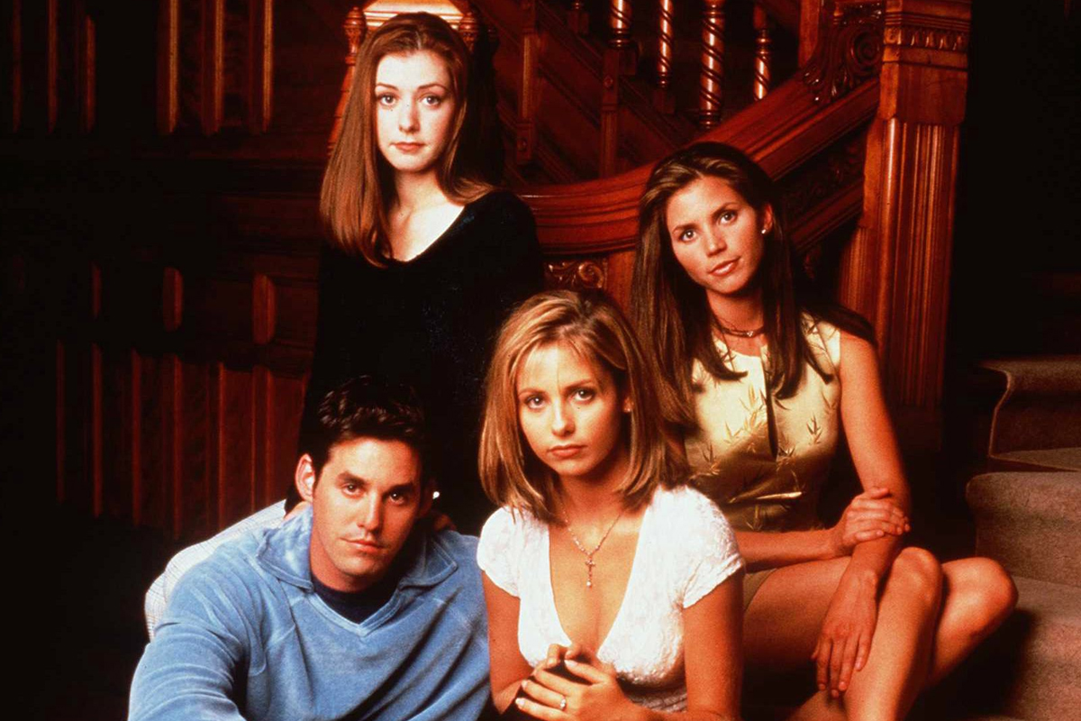 Serie Tv Buffy l'ammazza vampiri