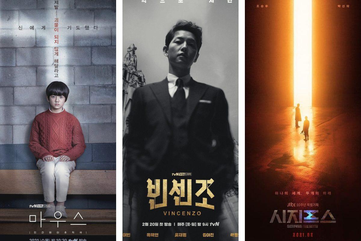 Drama coreani in arrivo 2021
